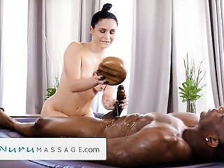 NuruMassage He Destroys The..
