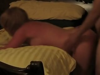 wife drilled by student..