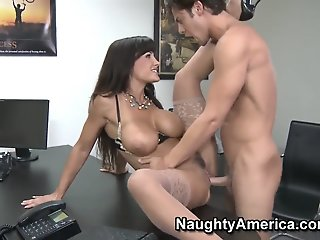 Lisa Ann fucked by Seth..