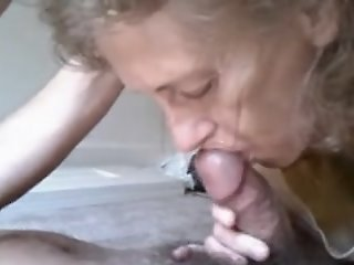 Fresh jism for swinger grandma